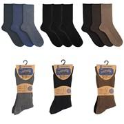Mens 3 Pack Soft Top Socks (SK148)